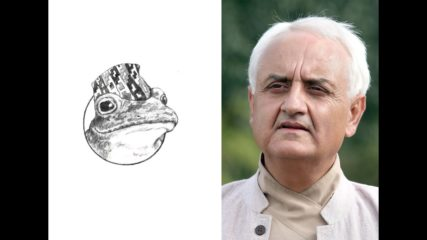 "Interview with Kanak Mani Dixit about ""Adventures of a Nepali Frog"""