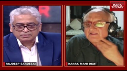 Has India's Relation With Nepal Turned Sour? Himal Southasian Editor, Kanak Mani Dixit Speaks